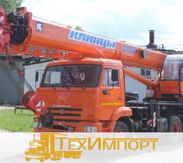 Автокран КС-55713-1К-4 (ОВОИД)