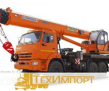 Автокран КС-55713-5К-4 (ОВОИД)