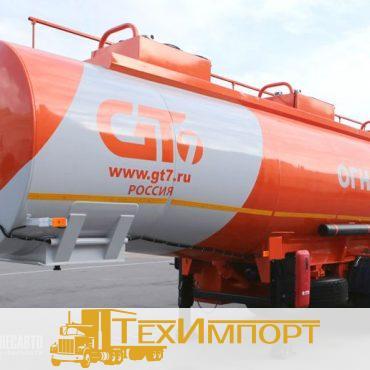 ППЦ-30 полуприцеп-цистерна (3 оси BPW)