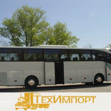 Туристические автобусы Mercedes-Benz Tourismo