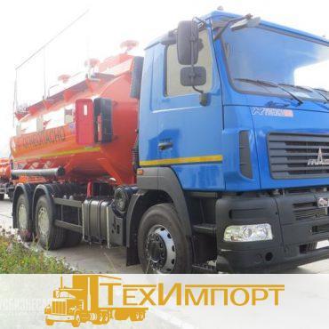 Автотопливозаправщик АТЗ 46523 на шасси МАЗ-6312B5-456-012 (15 м3)