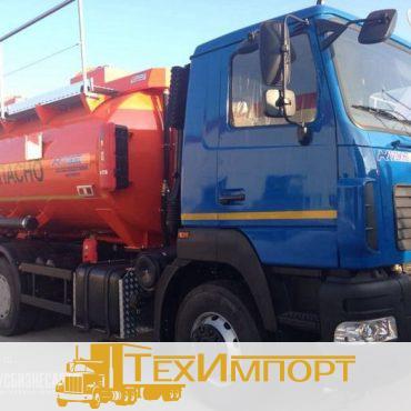 Автотопливозаправщик АТЗ 46521 на шасси МАЗ-6312B9-425-012 (20 м3)