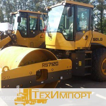 Каток дорожный SDLG RS7120