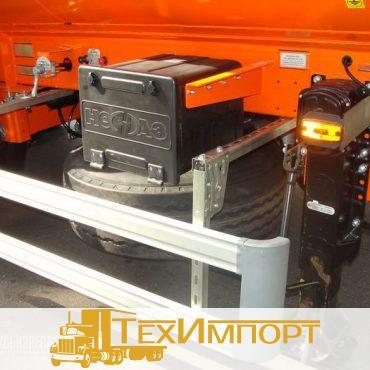 96931-431-07 полуприцеп-цистерна (подготовка под систему рекуперации и нижний налив, насос 1СВН-80)