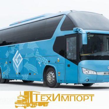 Туристические автобусы Higer 6122