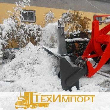 Снегоротор для погрузчика Bull