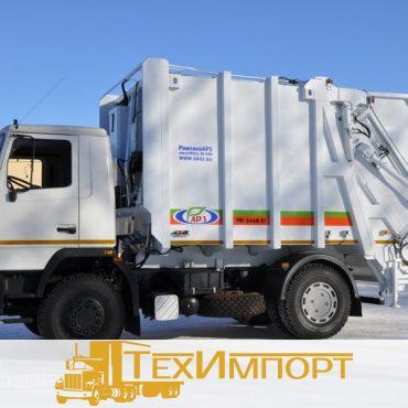 Мусоровоз МК-3448-01 на шасси МАЗ-5550В2-480-041