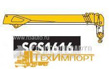 Кран манипулятор КМУ SOOSAN SCS 1616