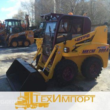 Мини-погрузчик МКСМ 800А-1