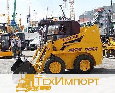 Мини-погрузчик МКСМ 1000А-1