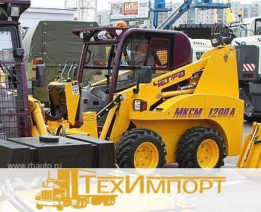 Мини-погрузчик МКСМ 1200А-1