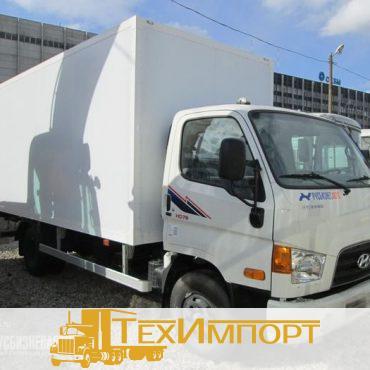 Промтоварный фургон на шасси Hyundai HD-78 (5,1м)