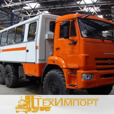Вахтовый автобус НЕФАЗ 4208-111-13