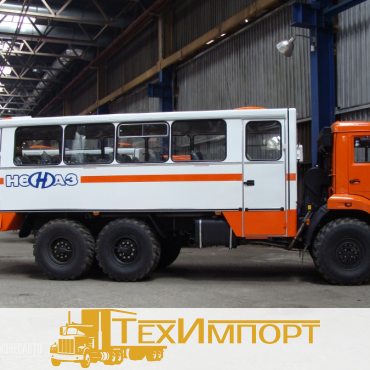Вахтовый автобус НЕФАЗ 4208-110-30