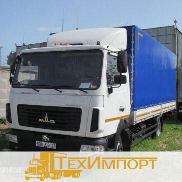 Бортовой автомобиль МАЗ 4371Р2-432-000