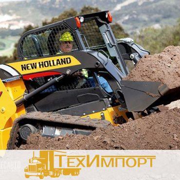 Мини-погрузчики New Holland C227 (гусеничный)