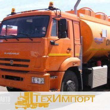 Автотопливозаправщик АТЗ 465175 на шасси КАМАЗ 65115-А4