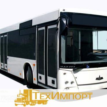 Городской автобус МАЗ 203058