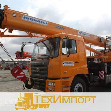 Автокран КС-55713-12К-4В