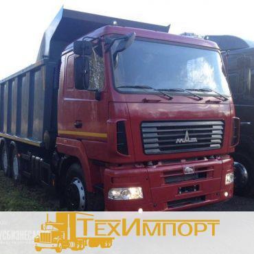 Самосвал МАЗ 6501Н9-8430-000
