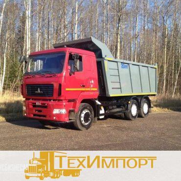 Самосвал МАЗ 6501Н9-8490-000