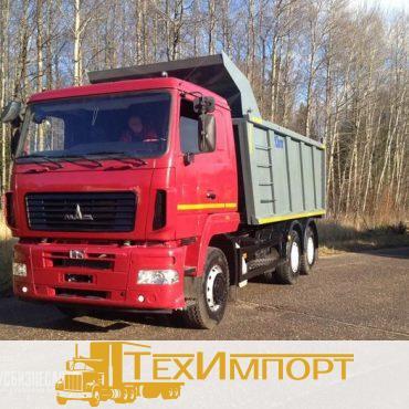 Самосвал МАЗ 6501Р9-8420-000