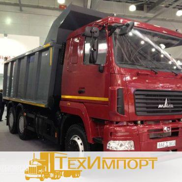 Самосвал МАЗ 6501Р9-8421-000