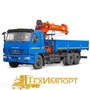 КМУ КАМАЗ 65117-3010-23 + Palfinger Inman IT-150 (Инман ИТ-150) верхнее управление