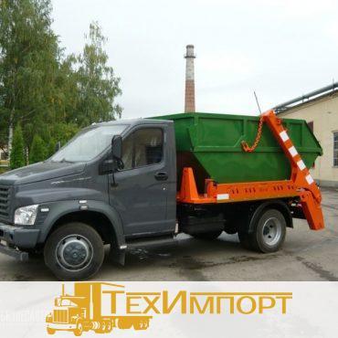 Мусоровоз контейнерный МК-1412-13 на шасси ГАЗ C41R13