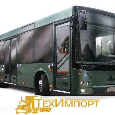 Городской автобус МАЗ 206063