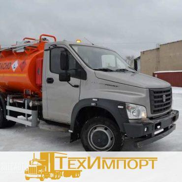 Автотопливозаправщик АТЗ 4389Z7 на шасси ГАЗ-C41R13-1010 (NEXT)