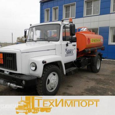 Автотопливозаправщик АТЗ 4923D1-05 на шасси ГАЗ-3309