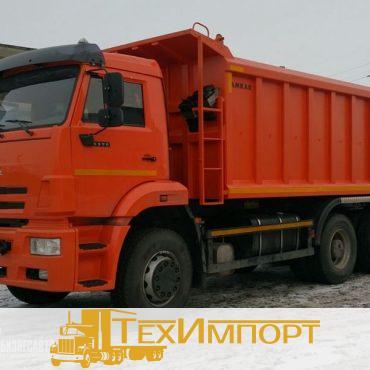Самосвал Автомастер 6589-310