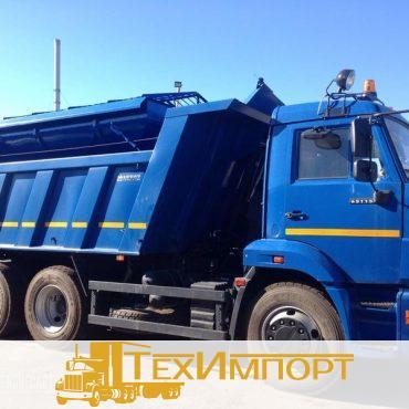 Дорожно-комбинированная машина МД-651 на самосвале КАМАЗ-65115-776058-42