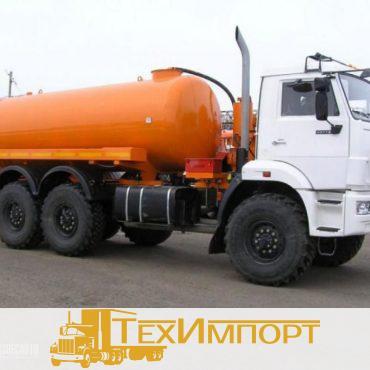Вакуумная машина Автоцистерна нефтепромысловая 6673-20 (АКН-10-01-43118)