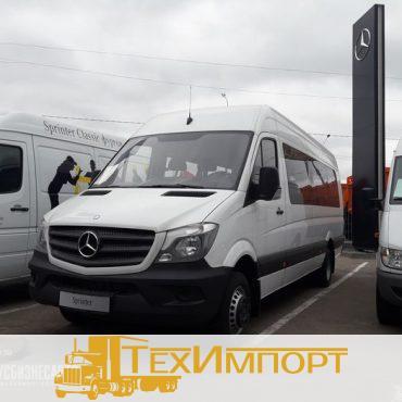 Легкий коммерческий транспорт Mercedes-Benz Sprinter 515CDI MRT (19+7)