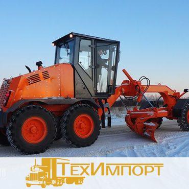 Автогрейдер ДМ-14