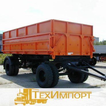 Прицеп-самосвал СЗАП 8551-02