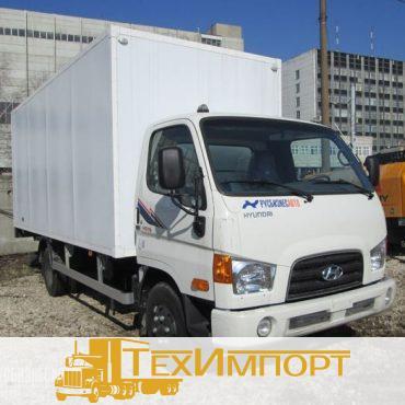 Промтоварный фургон на шасси Hyundai HD-78