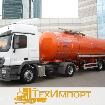 Цистерны для темных нефтепродуктов 96487С евростандарт