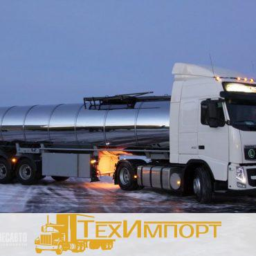 Цистерны для темных нефтепродуктов 96487S евростандарт
