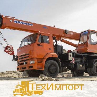 Автокран КС-35719-1-02