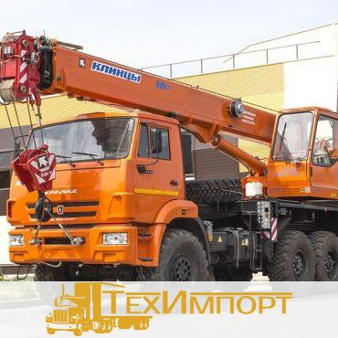 Автокран КС-35719-7-02