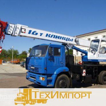 Автокран КС-35719-8А