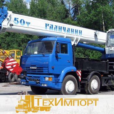 Автокран КС-65713-1