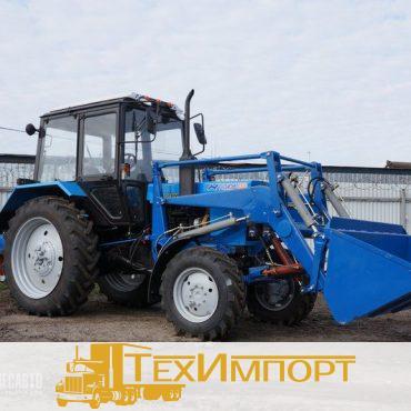 Трактор Машина коммунальная МК.03 (погрузчик+щетка)