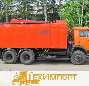 Машина каналопромывочная КО-564