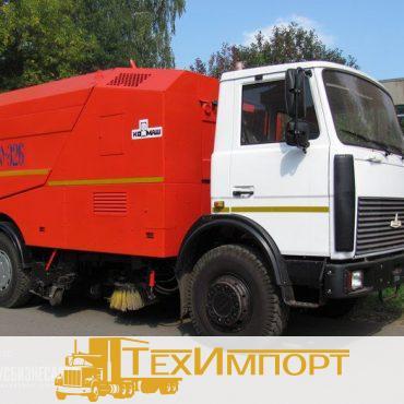 Подметально-уборочная машина КО-326-05 на шасси МАЗ 5340В2