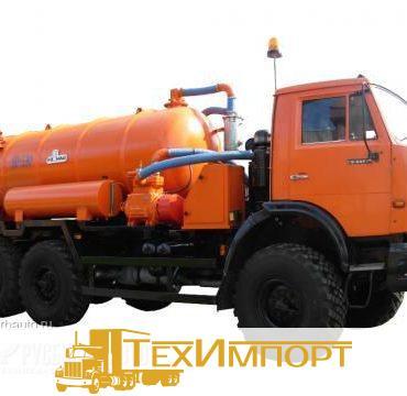 Илососная машина КО-530-24 на шасси КАМАЗ 43118