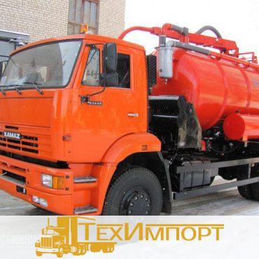 Илососная машина КО-530-25 на шасси КАМАЗ 53605-3951-19